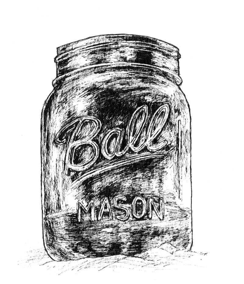 """The Mason"" by Ezra Butt"