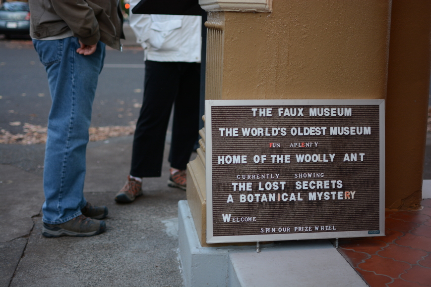 Photo of Faux Museum by Jayna Milan